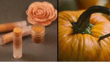 DIY: maseczka na usta czyli ochronny balsam o zapachu Pumpkin Spice!