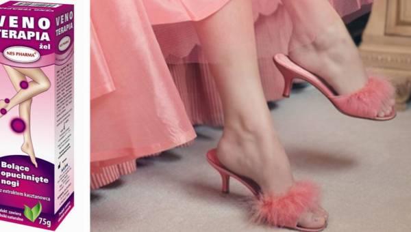 Żel Veno Terapia: sposób na bolące i opuchnięte nogi