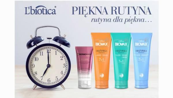 Odżywki i maski BIOVAX: Dobra rutyna, ….gdy dzień się kończy i zaczyna