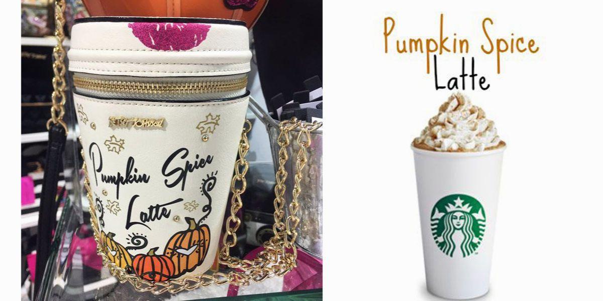 Torebka Betsey Johnson - pumpkin spice latte