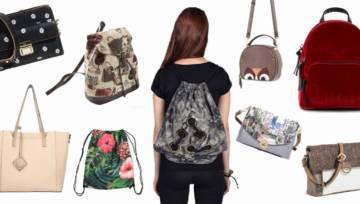 Wróć na uczelnię w wielkim stylu – torebki i plecaki jesień 2017!