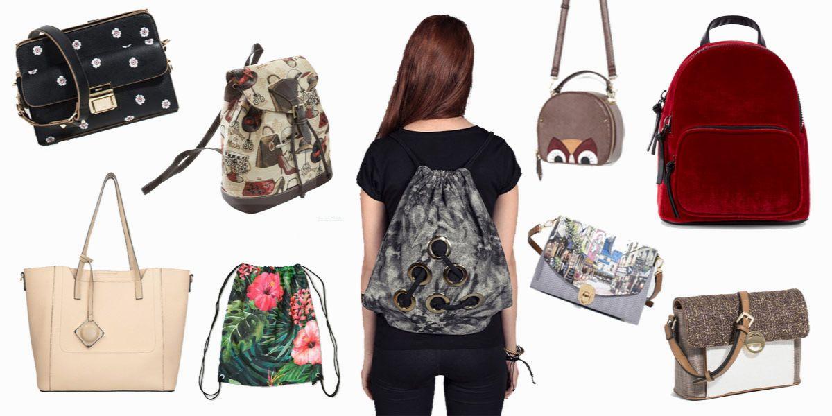 torebki i plecaki jesień 2017