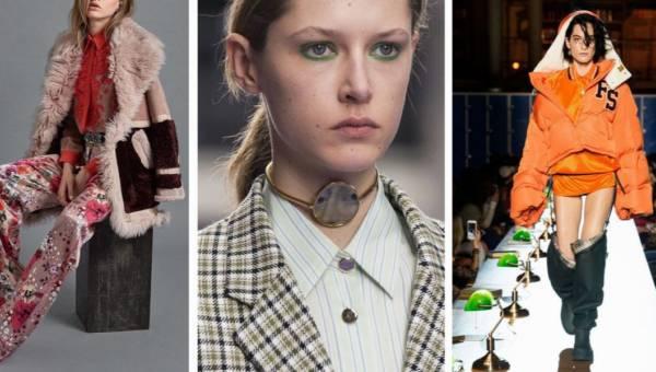 Trendy jesień zima 2017 2018 – najmodniejsze ubrania, outfity i akcesoria