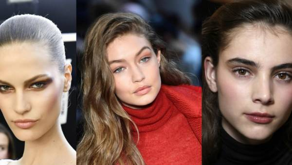 Makijaż twarzy jesień zima 2017/18: Te 3 trendy warto znać!