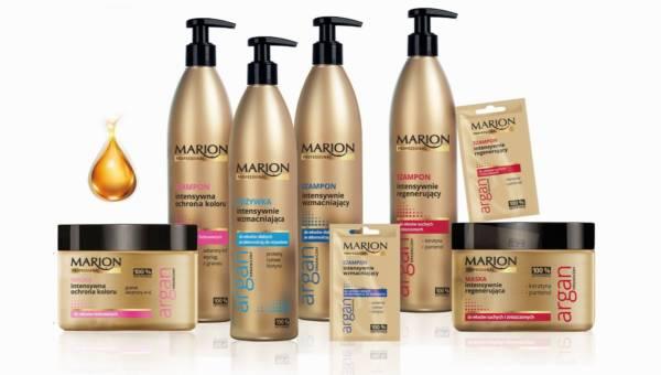 Marion, Maska intensywna ochrona koloru włosów