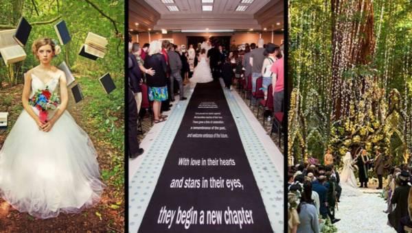 Pomysły na wesele tematyczne, którego goście nigdy nie zapomną