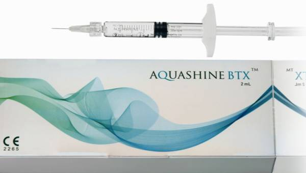 W walce o młodzieńczy wygląd pomoże nowość:  Aquashine BTX™ – peptydowa botulina