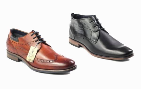 buty męskie na jesień