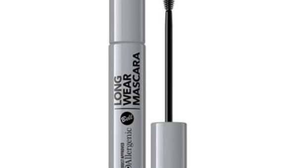 BELL HYPOALLERGENIC, Long Wear Mascara – Hypoalergiczny długotrwały tusz zmywalny wodą
