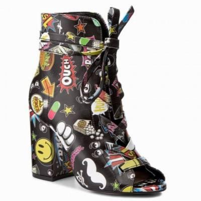 ekstrawaganckie buty