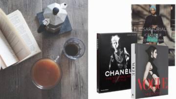 Albumy o modzie i inne książki na Twój kawowy stolik!