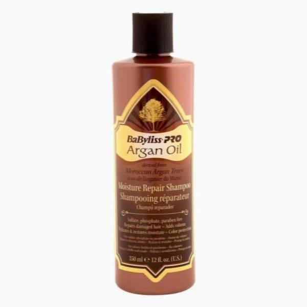 szampony bez SLS -Argan Oil,BaBylissPro