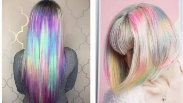 Color misting – nowa, niezwykła metoda farbowania włosów!