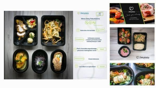 Catering dietetyczny – modna dieta czy idealne rozwiązanie dla zapracowanych?
