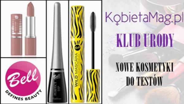 Klub Urody KobietaMag.pl: Testuj z nami zestaw kosmetyków marki BELL
