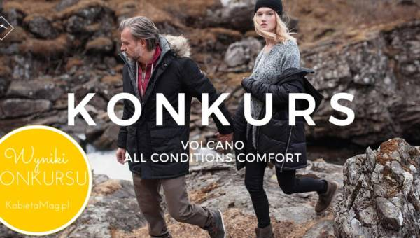 "Wyniki konkursu: VOLCANO – ""All Conditions Comfort"""