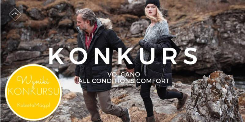 "konkurs VOLCANO – ""All Conditions Comfort"""