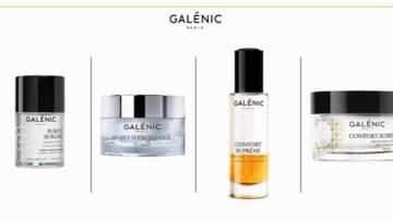 Kosmetyki Galénic: pielęgnacja skóry jesienią