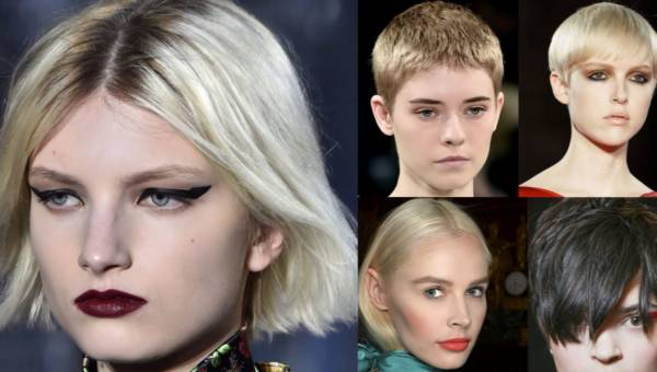 Krótkie fryzury damskie – katalog zdjęć i pomysłów