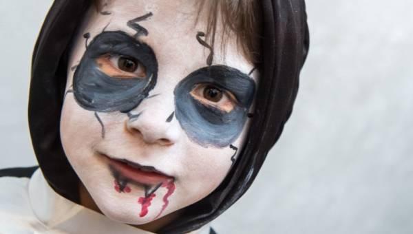 Makijaż na Halloween dla dzieci i na bale przebierańców – najciekawsze pomysły