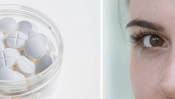 Maseczka z aspiryny – zastosowanie i przepis