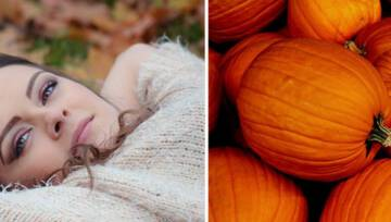 Pomysł na jesienny kosmetyk DIY: maseczka z dyni