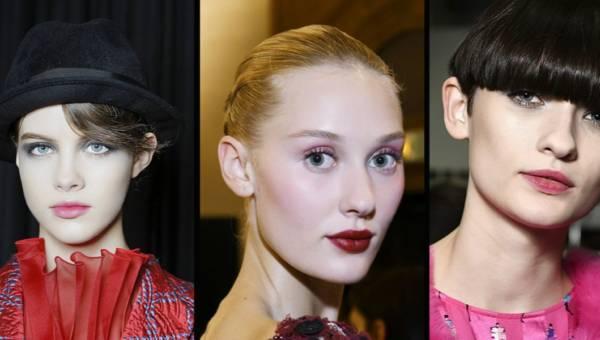 Pocałunek o smaku jagód. Modny makijaż ust na jesień 2017!
