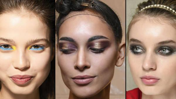 Modny makijaż oczu na sezon jesienno-zimowy 17/18. Który z tych 7 trendów wybierasz?