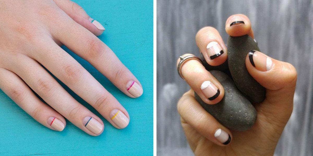 negative manicure