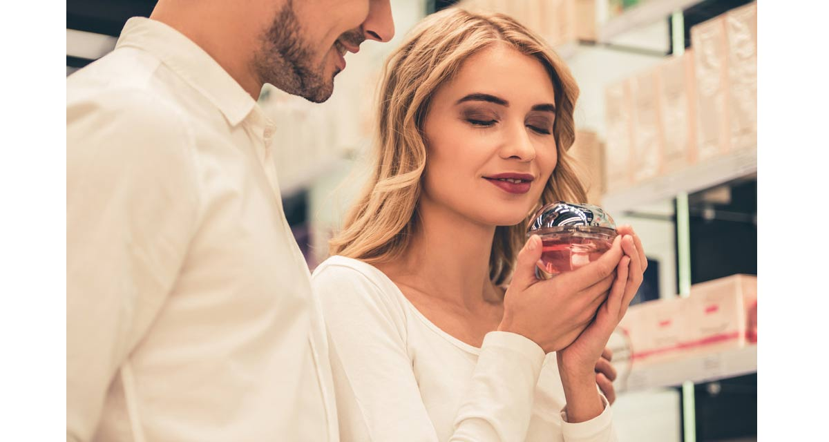 perfumy unisex - dla kobiety i mężczyzny