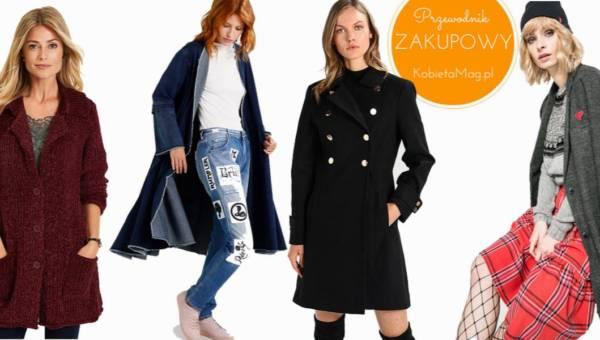 Przewodnik zakupowy: modne płaszcze na jesień 2017 do 500 złotych!