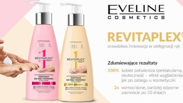 Nowe odżywki do rąk Eveline Cosmetics – REVITAPLEX