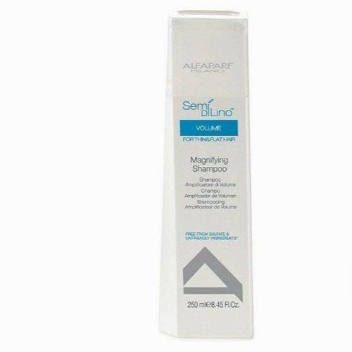 szampony bez chemii -Semi Di Lino VOLUME, Alfaparf