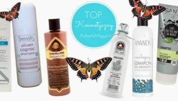 Top kosmetyczny: najlepsze szampony bez chemii