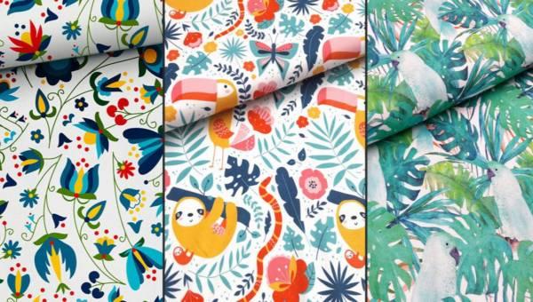 Dresówka pętelka: idealna tkanina na sukienki, bluzy oraz czapki dla dzieci i dorosłych
