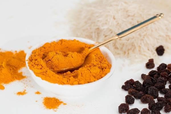 Maseczka z kurkumy – indyjski sekret piękna