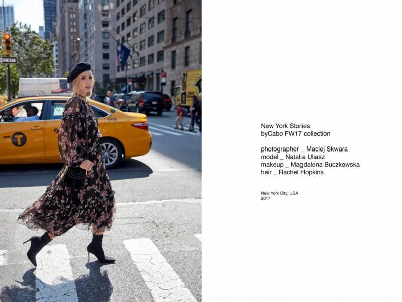 New York Stories – kampania byCabo