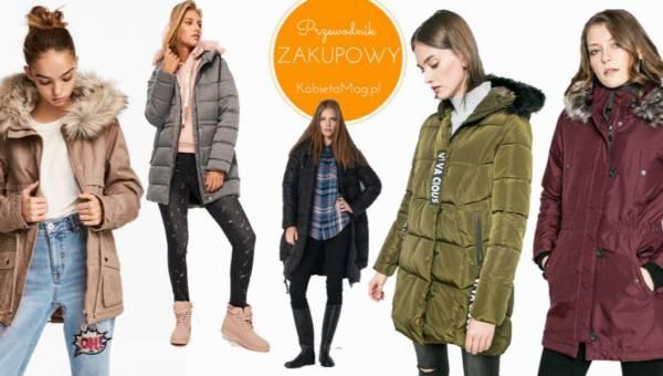 Przewodnik zakupowy: najładniejsze długie kurtki 2017!