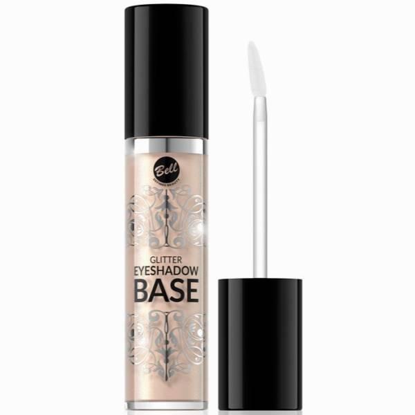 Bell, Glitter Eyeshadow Base – baza pod cienie i pigmenty
