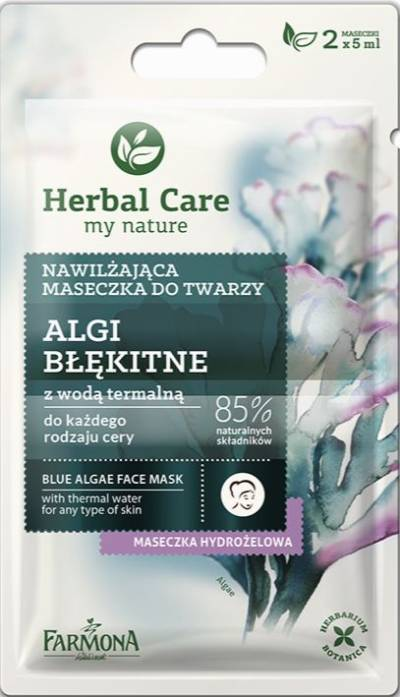 maski do twarzy Herbal Care