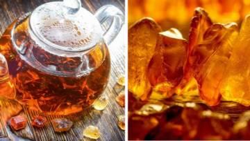 Herbata z bursztynem. Jakie ma właściwości i jak ją przyrządzić?