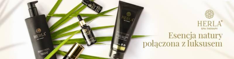 Naturalne oleje i peelingi Herla