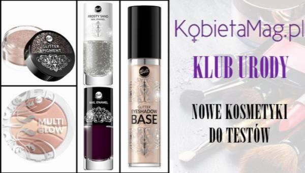 Klub Urody KobietaMag.pl: Testuj przed premierą 5 kosmetyków marki Bell z limitowanej kolekcji Frozen Baroque