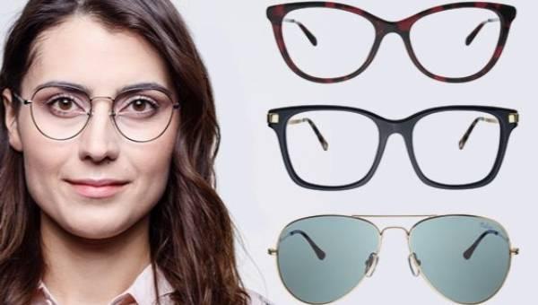 Przymierz okulary w swoim domu! Domowa Przymierzania KODANO