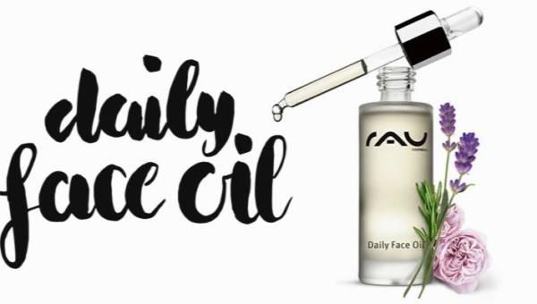 Nowość: olejek pielęgnacyjny RAU Daily Face Oil