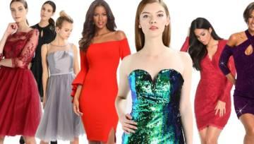 Sukienki na Sylwestra 2017 i karnawał 2018 – 30 HOT modeli tego sezonu