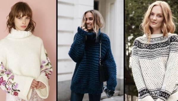 Modne swetry jesień zima 2017 – poznaj najbardziej topowe modele!