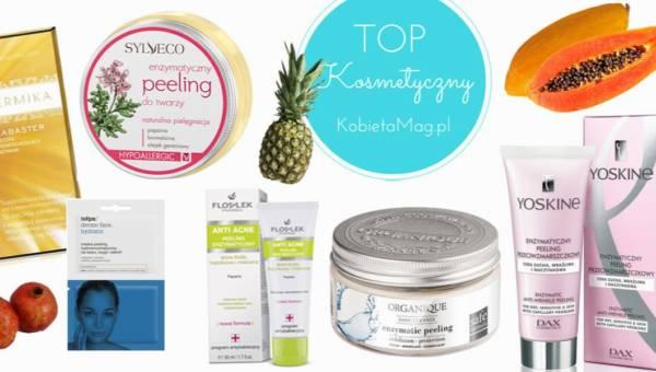 Top kosmetyczny: najlepsze peelingi enzymatyczne!