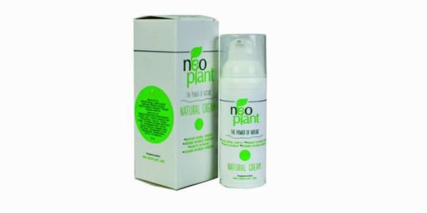 Neoplant, Naturalny krem do twarzy o działaniu regenerująco-nawilżającym