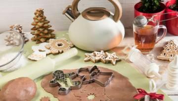 Pierniczki świąteczne – przepisy i akcesoria na świąteczne pieczenie